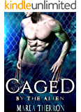 Caged By The Alien (Celestial Mates Book 4)