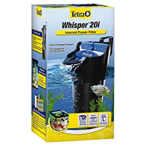 Whisper In-Tank Filter with BioScrubber