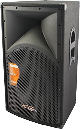 "15"" boom box 50 oz 2. 5 kap. Dry paper cone with driver hp audio vz."