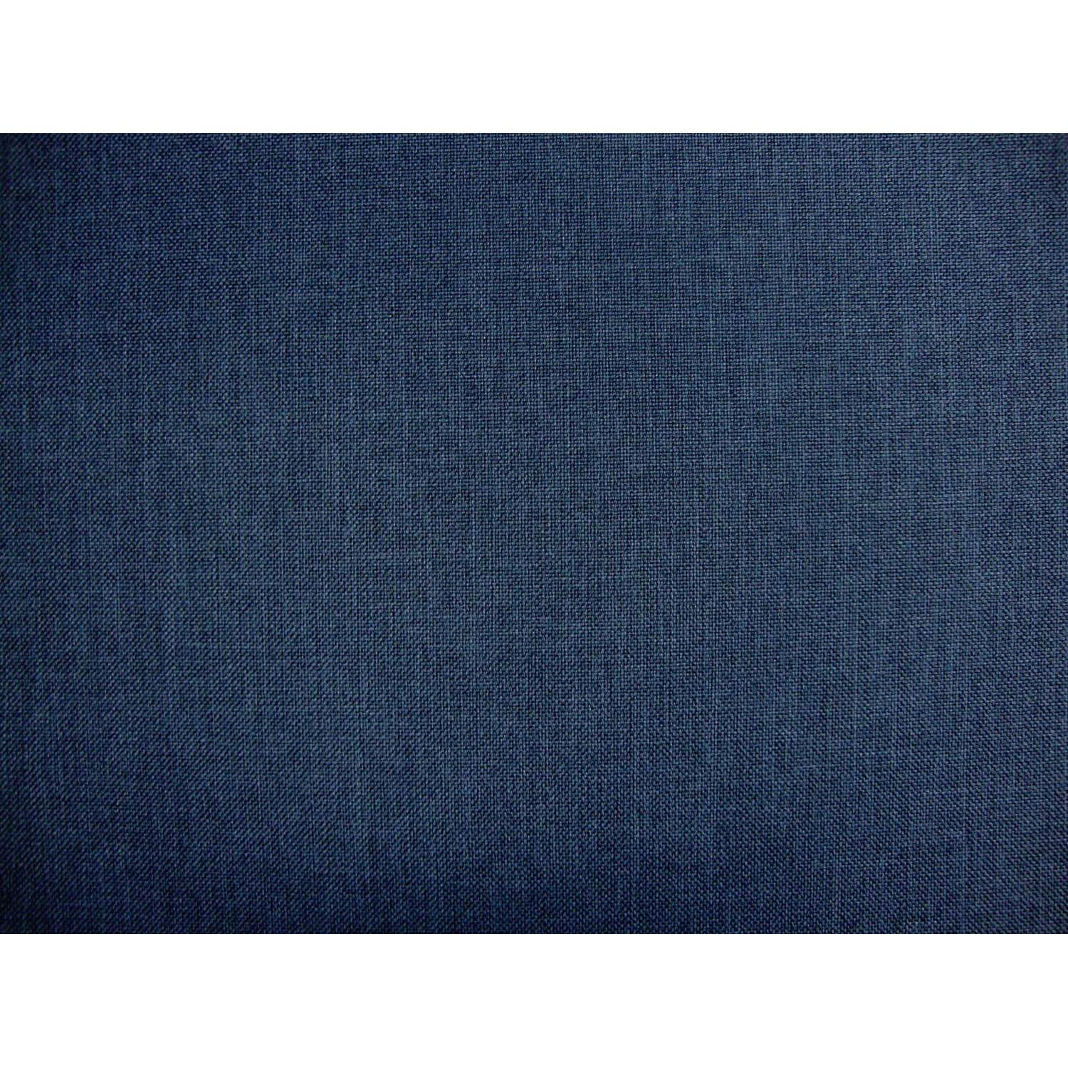 DCG Stores Umax Linen Texture Denim Futon Cover - Full by DCG Stores