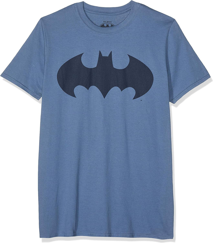 DC Comics Mono Batman Camiseta para Hombre