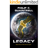Legacy: Book 4 of The Terran Cycle