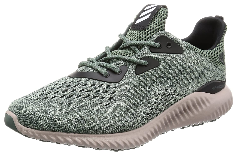 on sale 1b0fe efae6 Amazon.com Adidas - Alphabounce EM M - BB9042 - Color Beige-Black-Green -  Size 8.0 Shoes