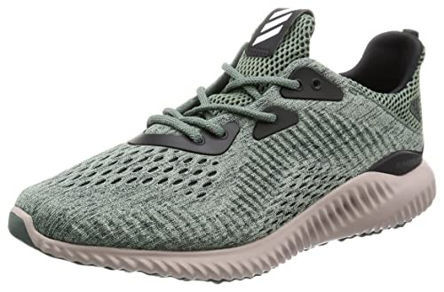 df60fe1f63e Adidas - Alphabounce EM M - BB9042 - Color  Beige-Black-Green - Size ...
