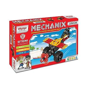 Zephyr Retail Pvt Ltd Metal Mechanix - Junior Set