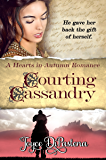 Courting Cassandry: A Hearts in Autumn Romance