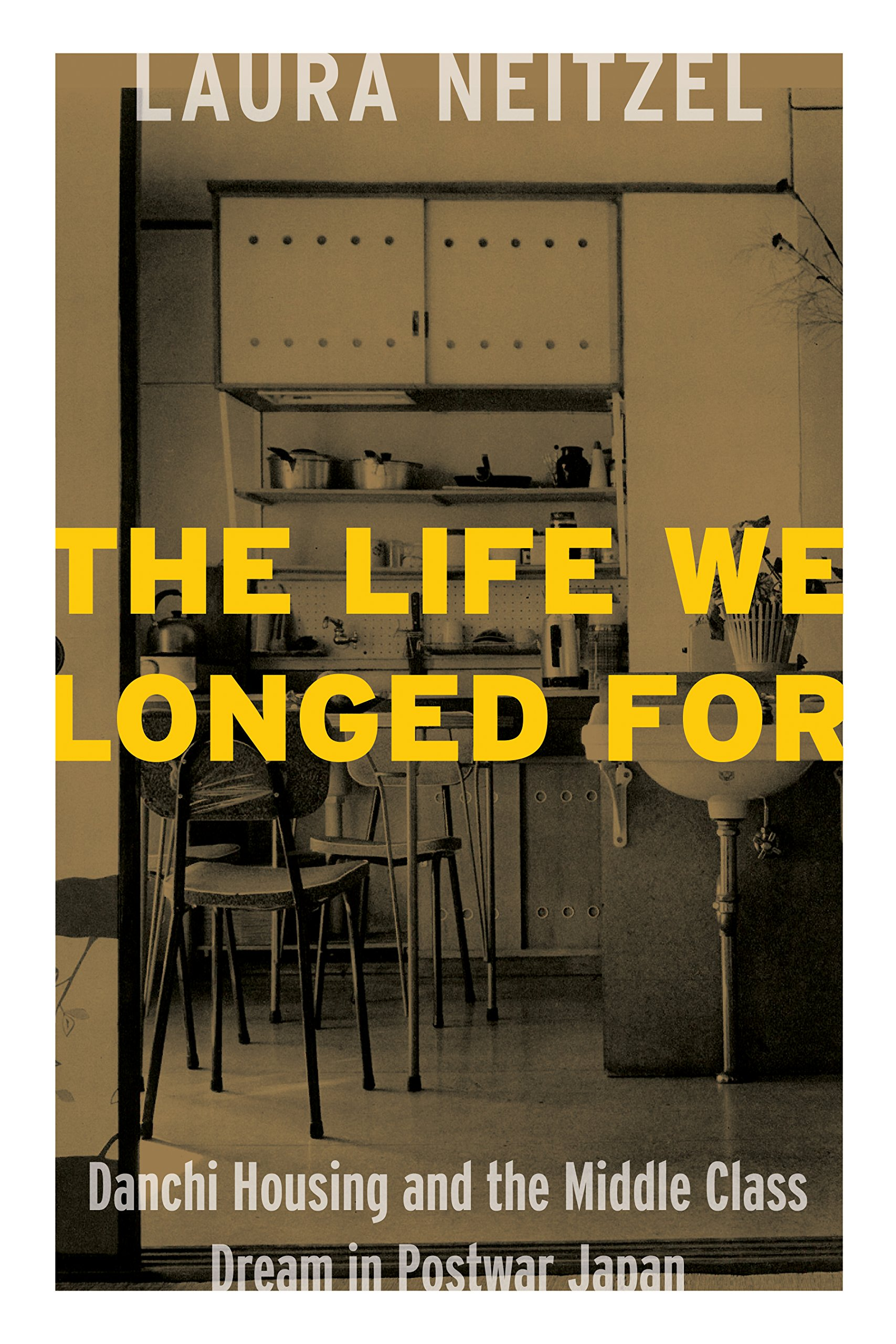 The Life We Longed For: Danchi Housing and the Middle Class Dream in Postwar Japan ebook
