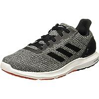 adidas Men's Cosmic 2 Shoes, Core Black/Core Black/Core Red, 11.5 US (11.5 AU)