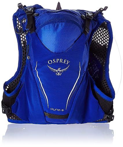 4d0adebb48 Osprey Packs Dyna 6 Women's Running Hydration Vest, Purple Storm, WXS/Small