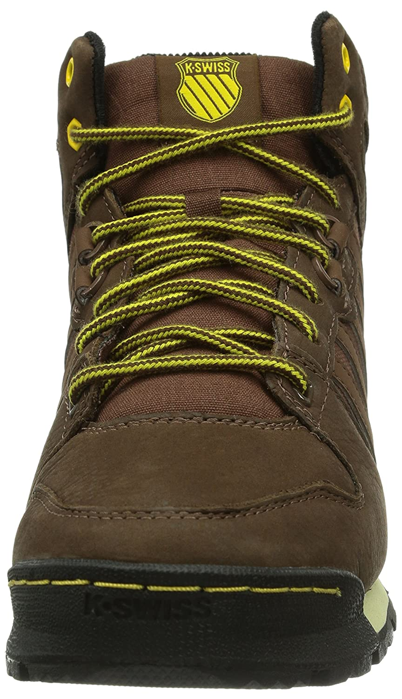 K-Swiss Si-18 Premier Hiker, Baskets mode homme, Braun (PINECNE/SPRLMN/CNT/ 218), 41 EU: Amazon.fr: Chaussures et Sacs
