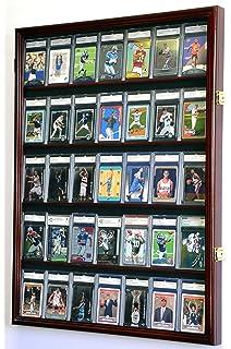 Amazoncom Baseball Card Display Case For Graded Cards 30 Psa Deep