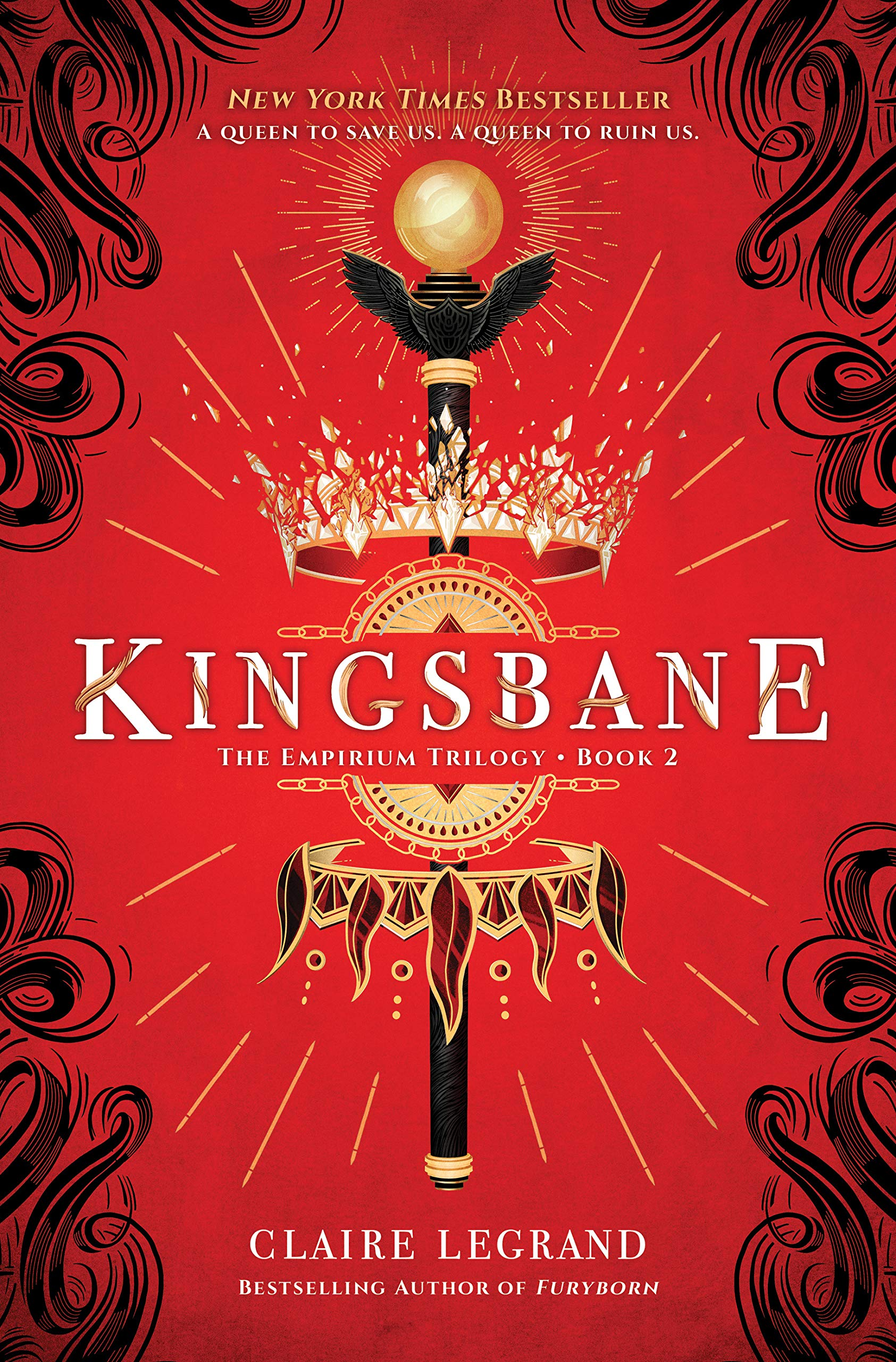 Amazon.com: Kingsbane (The Empirium Trilogy) (0760789267772 ...