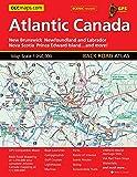 ATLANTIC CANADA ROAD ATLAS