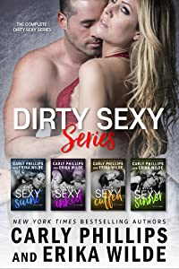 The Dirty Sexy Series Box Set: The entire Dirty Sexy Series (A Dirty Sexy Novel Book 5)