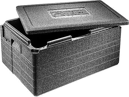 Thermohauser TH Box - Caja contenedor Gastronorm térmico - 40 + ...