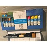 WINSOR AND NEWTON 12 FINE WATER COLOUR SET