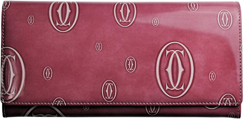 Cartier 【カルティエ】 L3001282 ピンク 長財布 ハッピーバースデー B00AA7GFCK