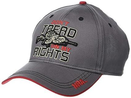 Amazon.com  Buckwear NRA Don t Tread on Me Hat  Sports   Outdoors 98a0aa8598e6