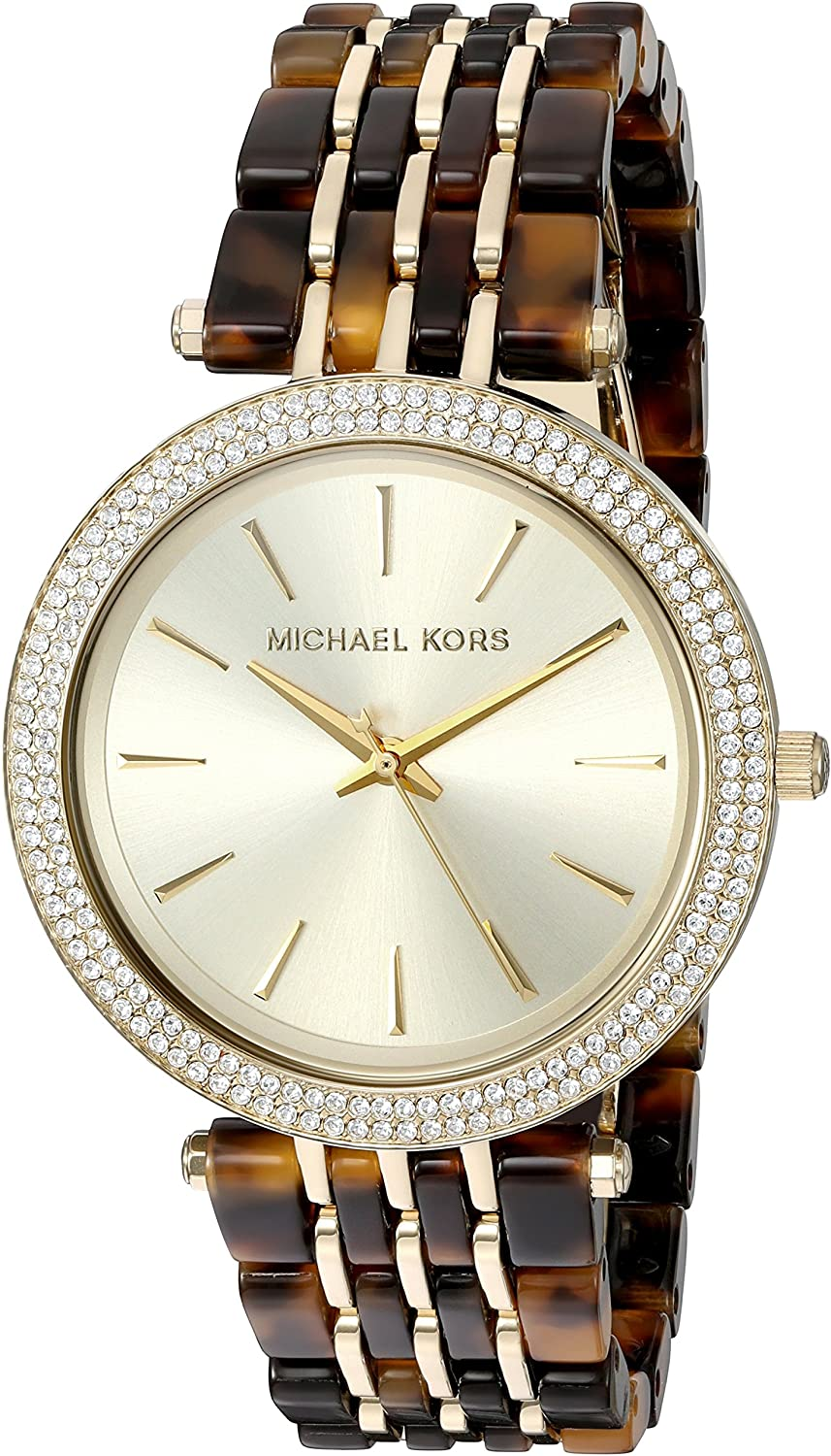 Michael Kors Women s Darci Gold-Tone Watch MK4326