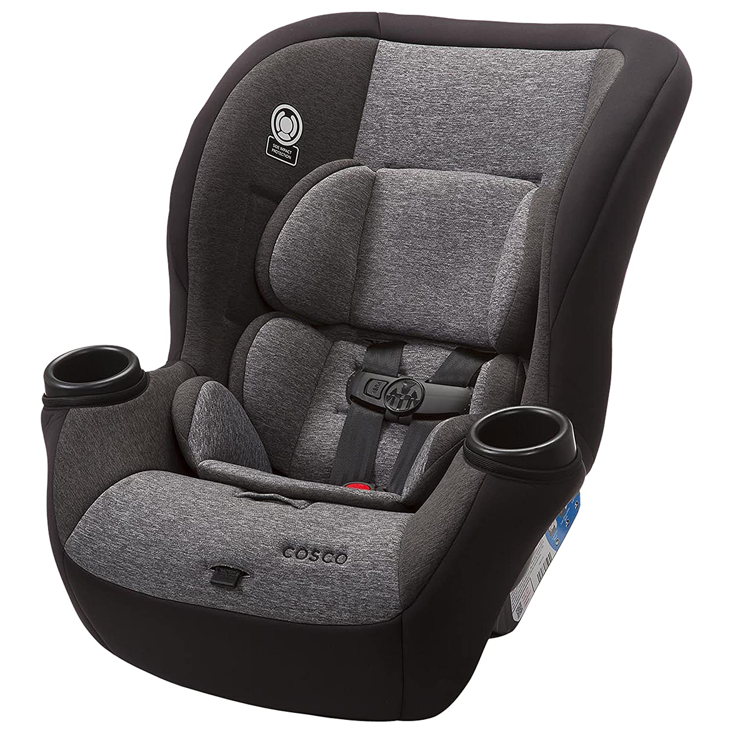 Amazon.com : Cosco Comfy Convertible Car Seat, Heather Granite : Baby