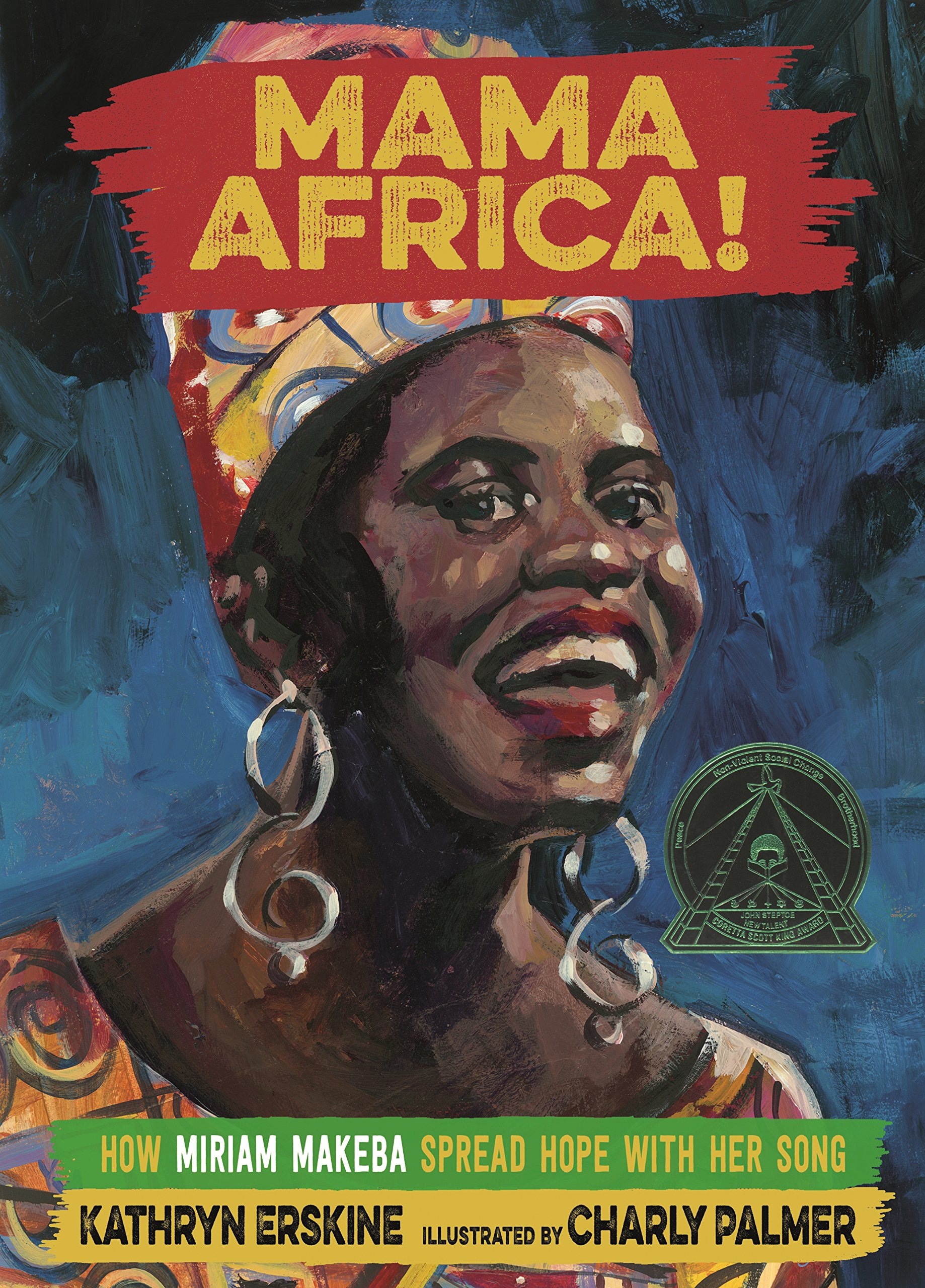 Image result for mama africa picture book