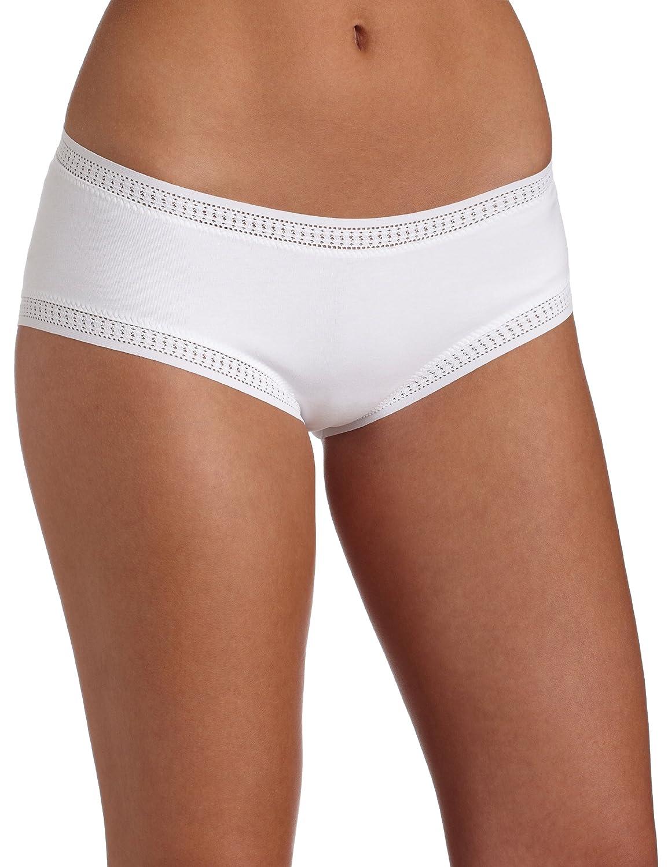 OnGossamer Women's Cabana Cotton Boyshort Panty 025973