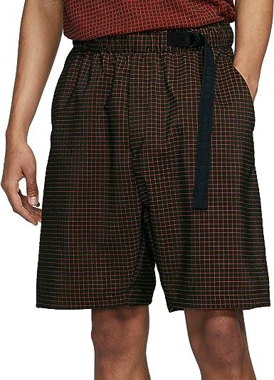 NIKE M NSW TCH Pck Short Grid Wvn - Pantalón Hombre: Amazon.es: Ropa y accesorios