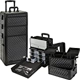 Seya Professional 3 in 1 Rolling Makeup Case
