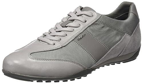 Geox Snake 2 Schuhe Sneaker black stone GeoxGeox