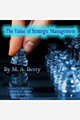 The Value of Corporate Strategic Management Audible Audiobook