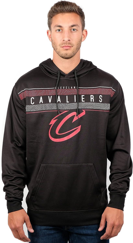 Ultra Game Men's NBA Fleece Midtown Pullover Sweatshirt