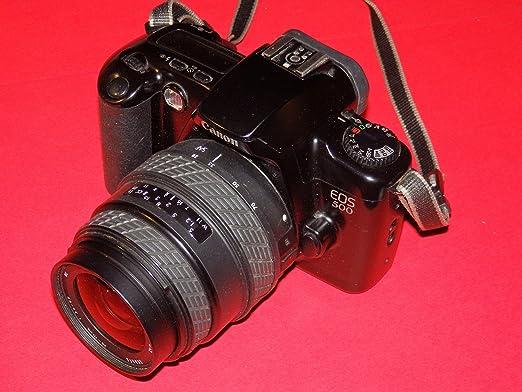 Canon EOS 500 – Cámara réflex analógica – Incluye lente Exakta 28 ...
