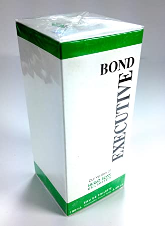 Executive Bond EDT 3.4 oz