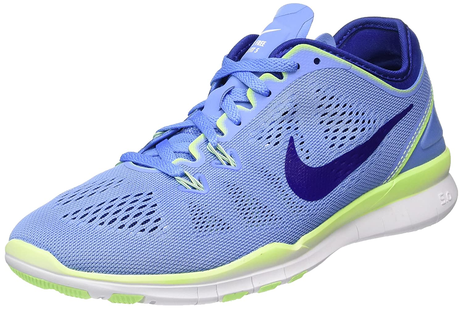 the latest 2e952 11c6d Amazon.com | Nike Women's Free 5.0 TR Fit 4 Team Cross Trainer | Road  Running