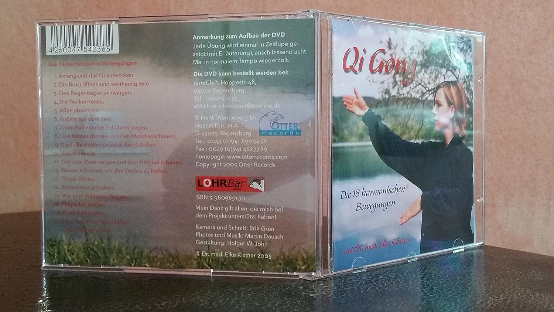 Qi Gong, Die 18 harmonischen Bewegungen: Amazon.de: Dr. med. Elke ...