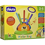 Chicco 智高 旋转刺猬趣味套圈(含12个彩色套圈 带音乐可旋转)