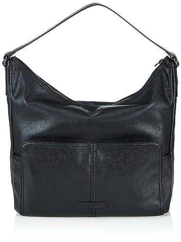 Abby Épaule Noir 001 Hobo Porté Sac Unique Black Esprit Taille IOfqxd