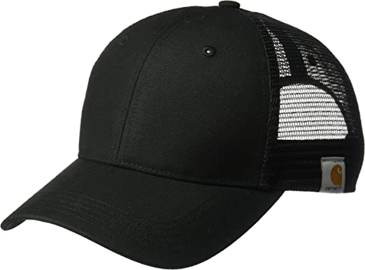 Carhartt Mens Rugged Professional Cap, Black, OFA: Amazon.es ...