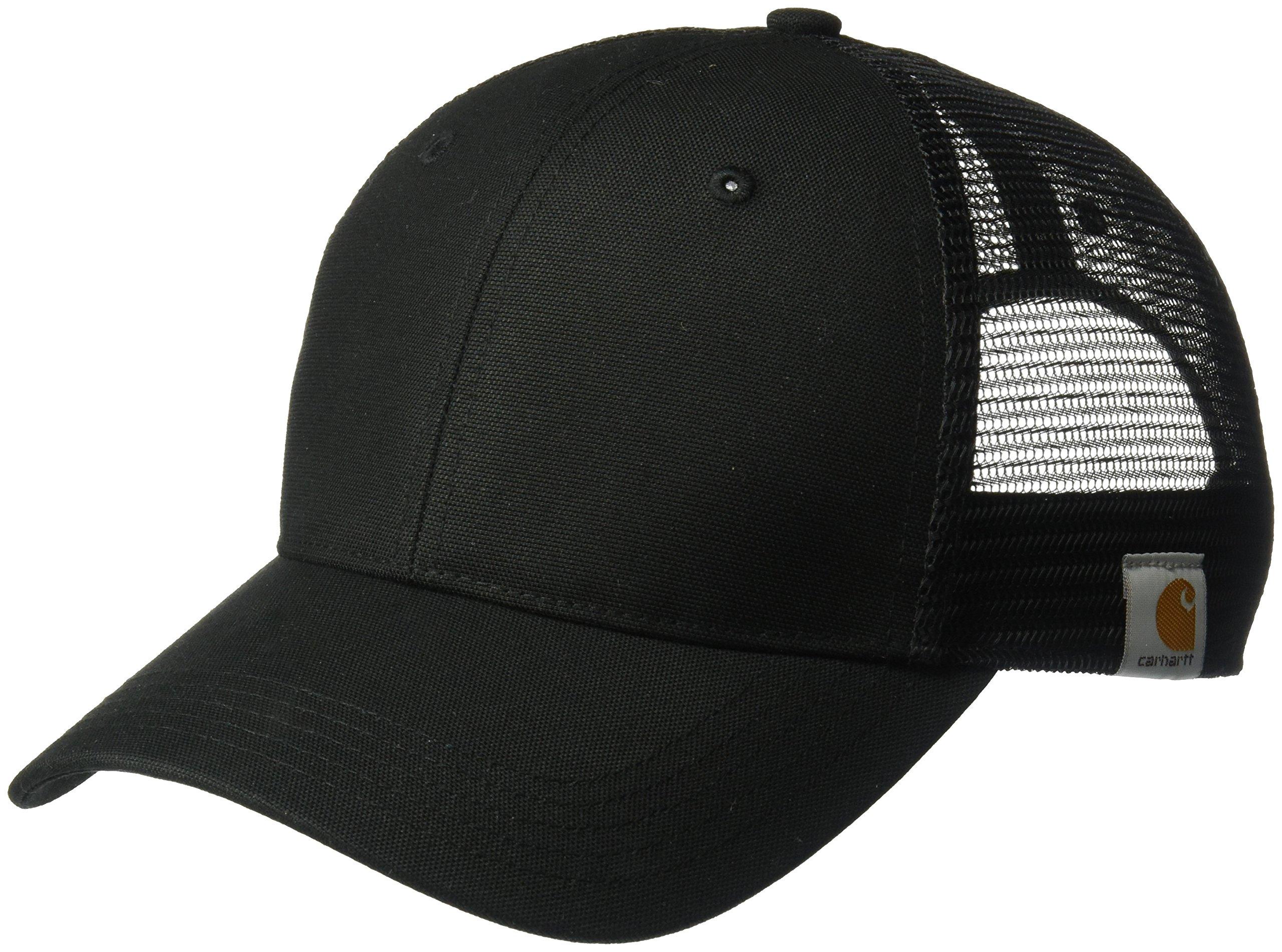 Carhartt Men's Rugged Professional Cap, Black, OFA by Carhartt