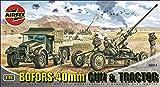 Airfix A02314 1:76 Scale Bofors 40MM Gun and