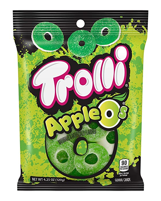 The Best Trolli Apple O