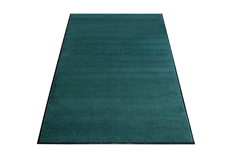 Miltex 31055 Schmutzfangmatte Olefin, 122 x 244 cm, grün