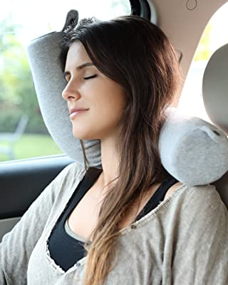 Twist Memory Foam Travel Pillow Review
