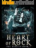 Heart of Rock: A gargoyle shifter romance (The Misfits Book 1)