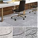 """Office Chair Mat for Carpeted Floors 