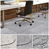 Office Chair Mat for Carpeted Floors | Desk Chair