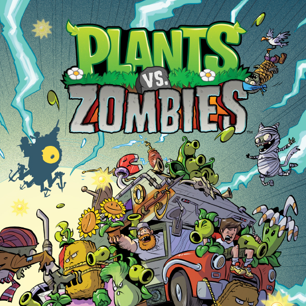 Plants Vs. Zombies (Collections) (8 Book