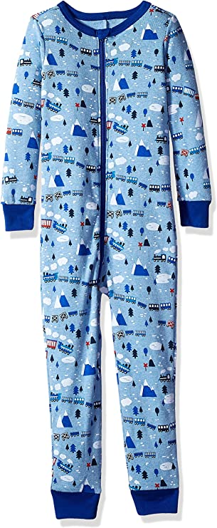 Gymboree Boys Toddler 1 Piece Cotton Tight-fit Pajamas