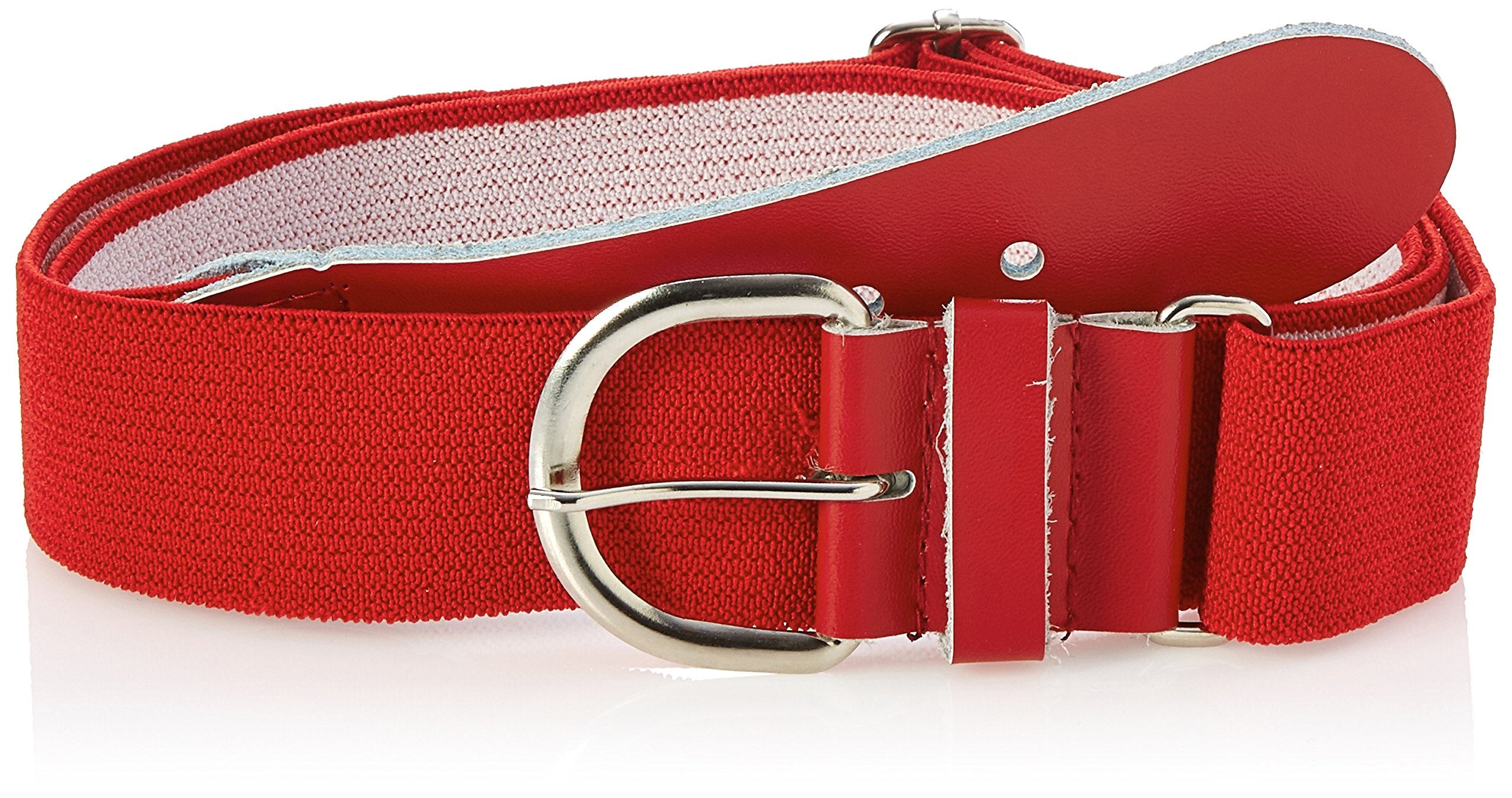 Champro Elastic Baseball Belt with 1.5-Inch Leather Tab