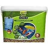 Tetra Pond Sticks (Hauptfutter für alle Gartenteichfische in Form von schwimmfähigen Sticks), verschiedene Größen